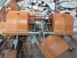 Вентилятор тихохідний двохкорпусний 220 В ; 500 Вт