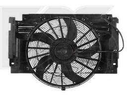 Вентилятор в сборе BMW X5 (E53) 00-06. Год выпуска. ..