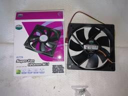 Вентиляторы Cooler Master R4-S2B-12AK-GP.