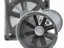 Вентиляторы реверсивные