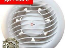 Вентиляторы жаростойкие, влагозащищенные для бани и сауны