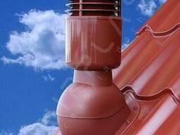 Вентвыход Wirplast K 49 изолированный для м/ч