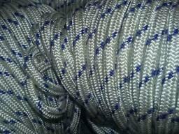 Веревка капроновая 6мм 100м