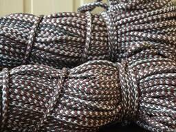 Веревка полипропиленовая вязаная 5мм -100м