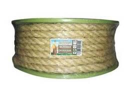 Веревка сизалевая 14,0мм (на катушке 35м)