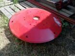 Тарелка верхняя косилки роторной Z-169 1.65 m Bomet, Wirax, - фото 1
