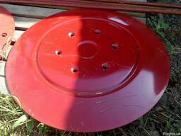 Тарелка нижняя косилки роторной Z-169 1.65 m Bomet, Wirax,