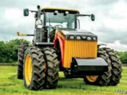 Versatile row crop 370