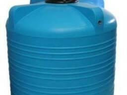 Пластиковая емкость 3000 литров, пищевая пластиковая бочка,