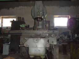 Вертикально фрезерный станок TOS FA5V