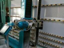 Вертикальный автоматический сверлильный станок