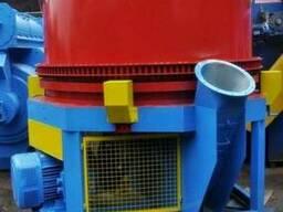 Вертикальный измельчитель соломы. Соломорезка (800 кг/час)