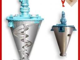 Вертикальный конический смеситель сыпучих смесей