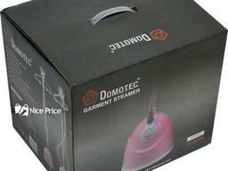 Вертикальный отпариватель Domotec MS-5350 2000W Light Green (5363)