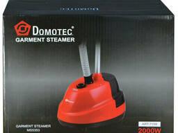Вертикальный отпариватель Domotec MS-5353 2000W Red (7159)
