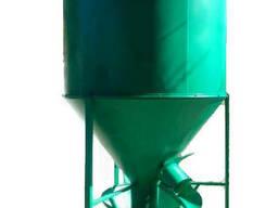 Вертикальный смеситель кормов (изготовление)