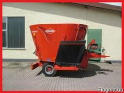 Вертикальный смеситель кормов Kuhn Euro Mix I 870
