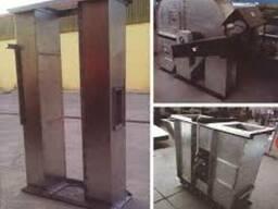 Вертикальный транспортер нория НЦ-5, 10, 20, 25, 50, 100 т/ч