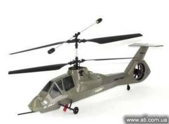 Вертолет радиоупр-ый 000007