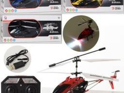 Вертолет радиоуправляемый LD-661, игрушки на радиоуправлении