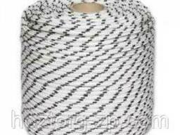 Верёвка капроновая страховочная д.10 мм
