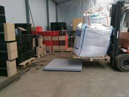 Весы для склада: паллетные, балочные, платформенные