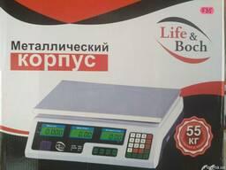 Весы электронные 55кг