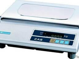 Весы фасовочные (порционные) CAS AD-5