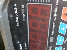 Весы крановые Центровес OCS-A-3000 до 3 тонн