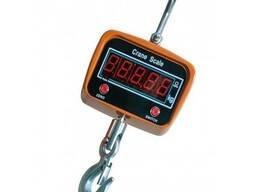 Весы крановые электронные подвесные ПРОК OCS-1т (1000 кг)