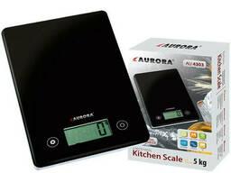 Весы кухонные Aurora на 5 кг