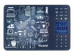 Весы кухонные Magio MG-692 5 кг/электр. / стекло.