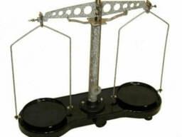 Весы лабораторные механические равноплечные 200г-5кг