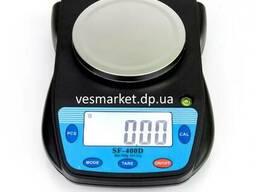 Весы лабораторные от 0. 01 до 500 г-SF-400-D