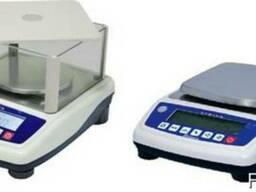 Весы лабораторные СВА-300, для ломбардов