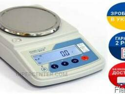 Весы лабораторные ТВЕ-0, 21-0, 001 электронные с поверкой