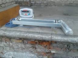 Весы монорельсовые 300, 600, 1000 кг