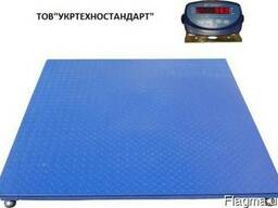 Весы платформенные 600/1000/1500/2000/3000кг