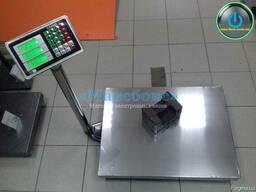 Весы платформенные Олимп ВПЕ-Д600-РМ(600кг)