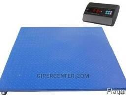 Весы платформенные Trionyx П1212-СН-1500 А6 до 1500 кг