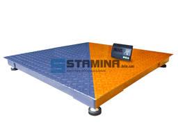 Весы платформенные ВПЕ Эконом на 500 кг, 1т, 2т, 3 т и 5т от