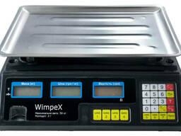 Весы торговые Wimpex - WX-4V (WX-50)