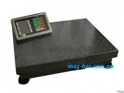 Весы товарные 300 кг (усиленные) TCS-С13 102 Олимп