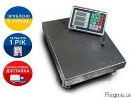 Весы товарные ПРОК ВТ-300-Р2 300 кг 400х500 мм электронные