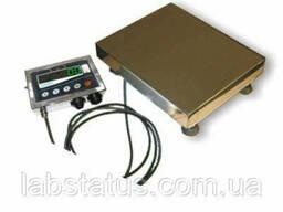 Весы товарные TB1-200-50-(400x550)-N-12eh (н/ж)