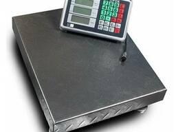 Ваги торгові товарні підлогові ПРОК ВТ-150-Р1 150 кг 300 мм