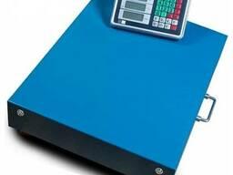 Весы товарные торговые ПРОК ВТ-300-WiFi до 300 кг 400х500 мм