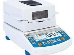 Весы влагомер. Анализатор влажности MA 110. R Radwag