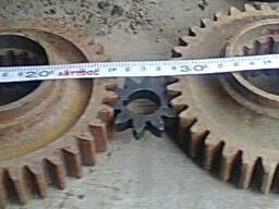 Веткоизмельчитель комплектующие (шестерни валы подшипники)