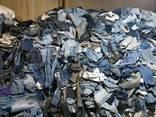Ветошь джинсовая - фото 1